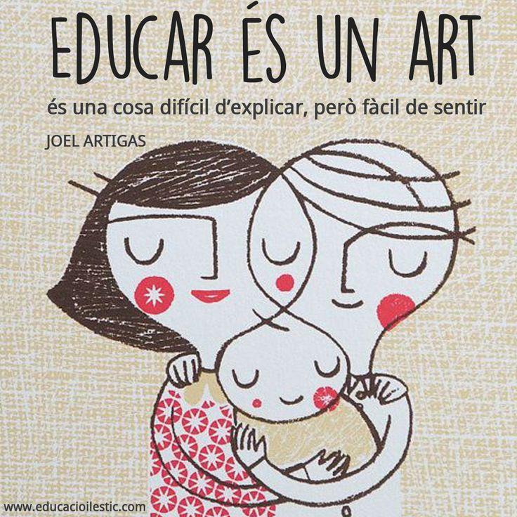 Educar és un art