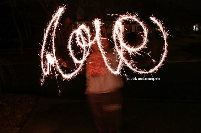 #fireworks #sparklers #photography #nye #newyearseve