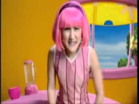 Lazy town Song 1 - YouTube
