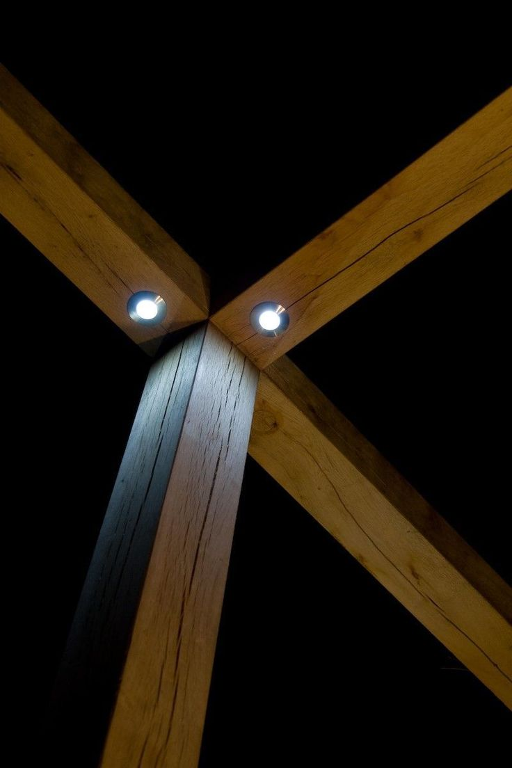 Get deck lighting ideas from professional deck installers. Find out where to install lights on your deck and how much it will cost.  #DeckLightingIdeas #DeckLighting