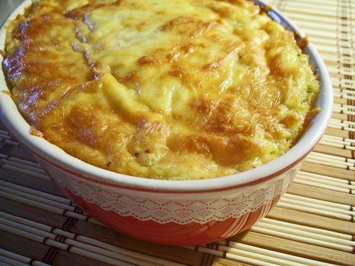 Reteta Placinta taraneasca cu cartofi - Pui