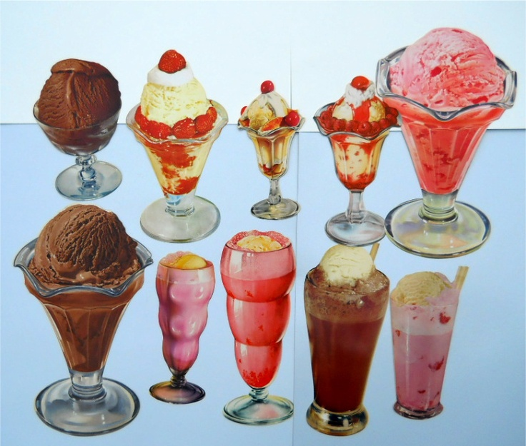 17 Best Images About Ice Cream Cones On Pinterest