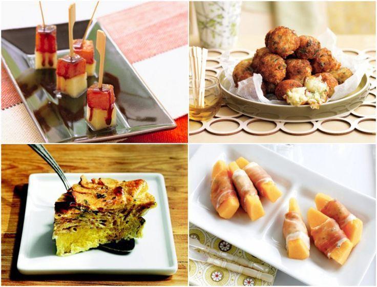 10 Ideen für das Abendessen heute Abend: Tapas – #Abend #Abendessen #das #für …