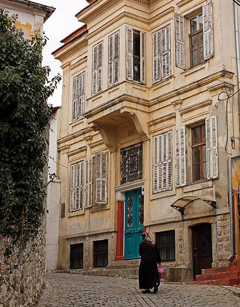 East Meets West in the Cultured City of Xanthi