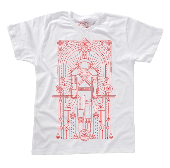 Cool t-shirt design by Made By Radio