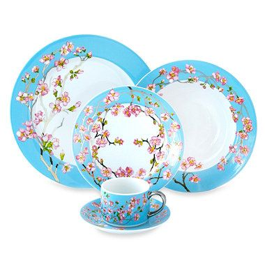 Madison's April in NY by Darbie Angell Place Setting - BedBathandBeyond.com