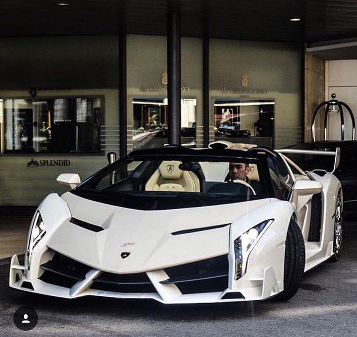 Amazing Lamborghini Veneno Roadster By Paulin Lacour