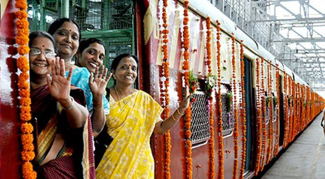 """Mumbai: The world's first """"ladies special"""" suburban train on Friday competed 25 years and the Western Railway (WR), which started the service, termed it as a """"milestone"""" in its long journey. The WR started the maiden train exclusively for women commuters on May 5,..."""