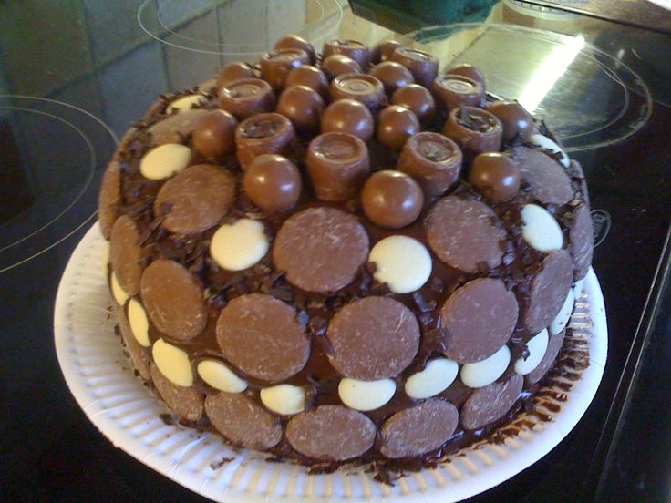 Chocolate overload!