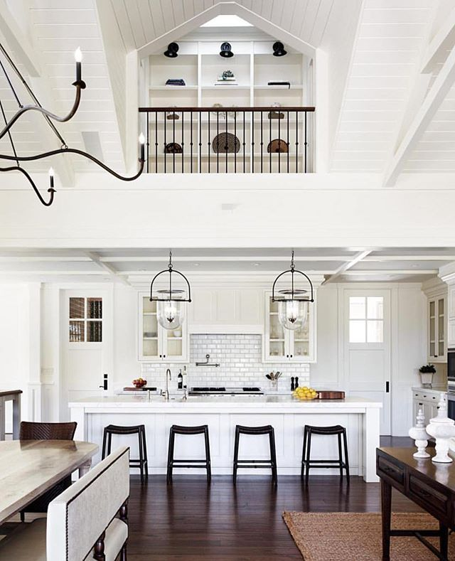 Classic White Galley Kitchen 1733 best kitchens images on pinterest | white kitchens, dream