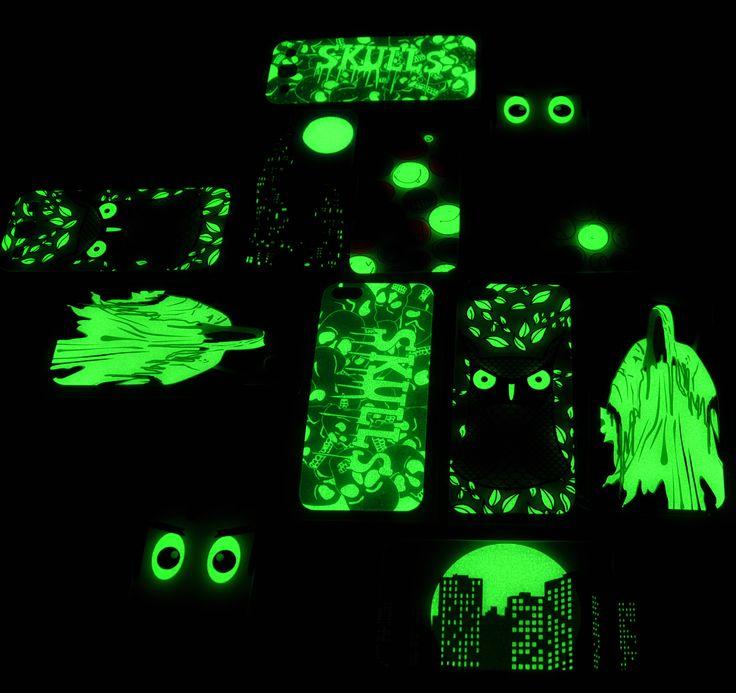 #luminol #cover #case #halloween