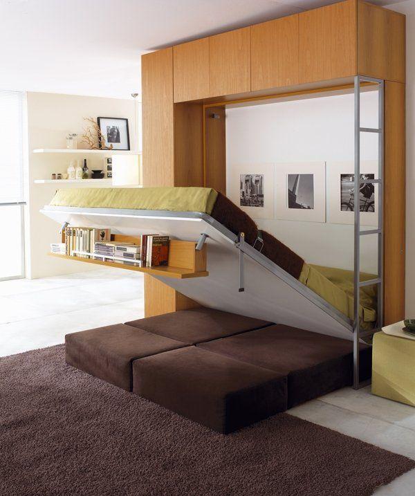 les 64 meilleures images du tableau lits escamotables sur mesure sur pinterest. Black Bedroom Furniture Sets. Home Design Ideas