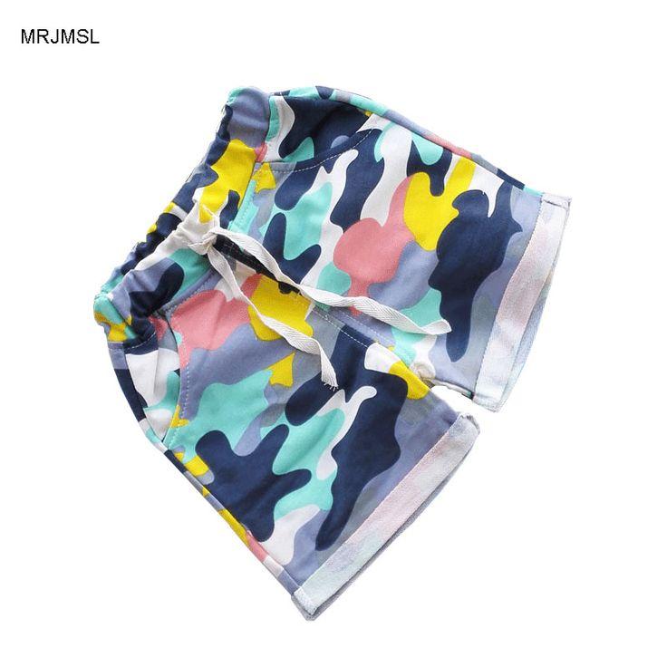 MRJMSL Niños Pantalones de bebé de camuflaje verano pantalones niños Pantalones Harem niño chicos sueltos pantalones de camuflaje del ejército 2017 en Pantalones cortos de La madre y Los Niños en AliExpress.com | Alibaba Group