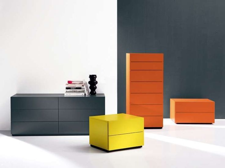 Settimini moderni - Settimino arancione