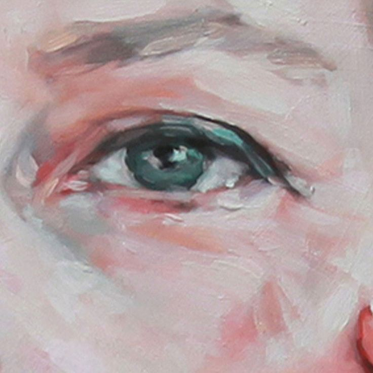 Self Portrait by Felicity Gill