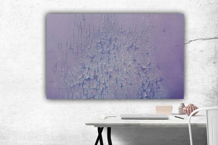 """Drucke auf Leinwand -  Leinwand """"Crackle"""" 75 x 50 - ein Designerstück von Heavensblue-Fotografie bei DaWanda"""
