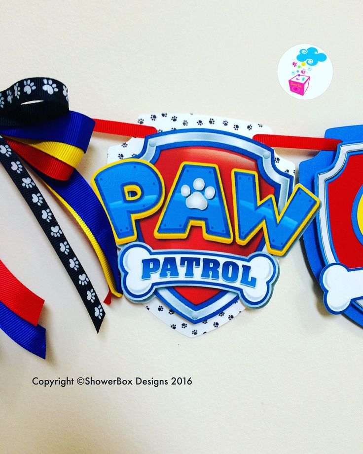 66 Best Paw Patrol Birthday Party Images On Pinterest