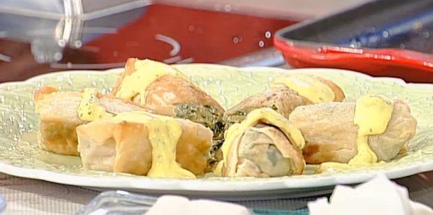La ricetta dello strudel di torta pasqualina di Juri Risso | Ultime Notizie…