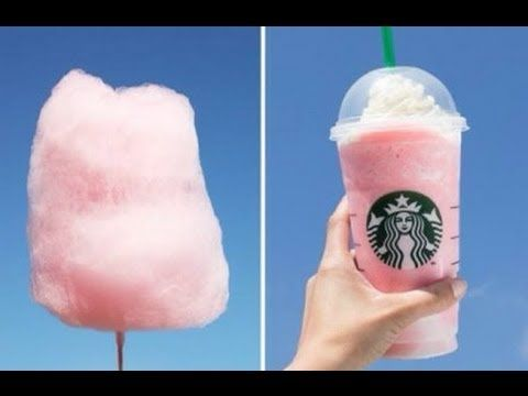 Lately I have been loving❤️the Starbucks cotton candy frapuccino, if you do not know what it is it is a vanilla bean frap and a pump of raspberry and now you can make it bye your self so here is a tutorial.Hope you enjoy it!!❤️