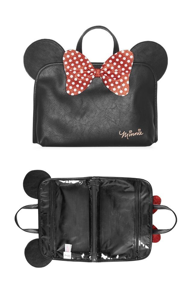 Diaper Bags 2019 New Pu Leather Mickey Multi-function Women Bag Mini Cosmetic Wallet Purse Bag Fashion Mummy Clutch Beautiful In Colour