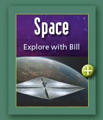 Bill Nye discusses space and the Solar Sail, November 2010 | Bill Nye the Science Guy