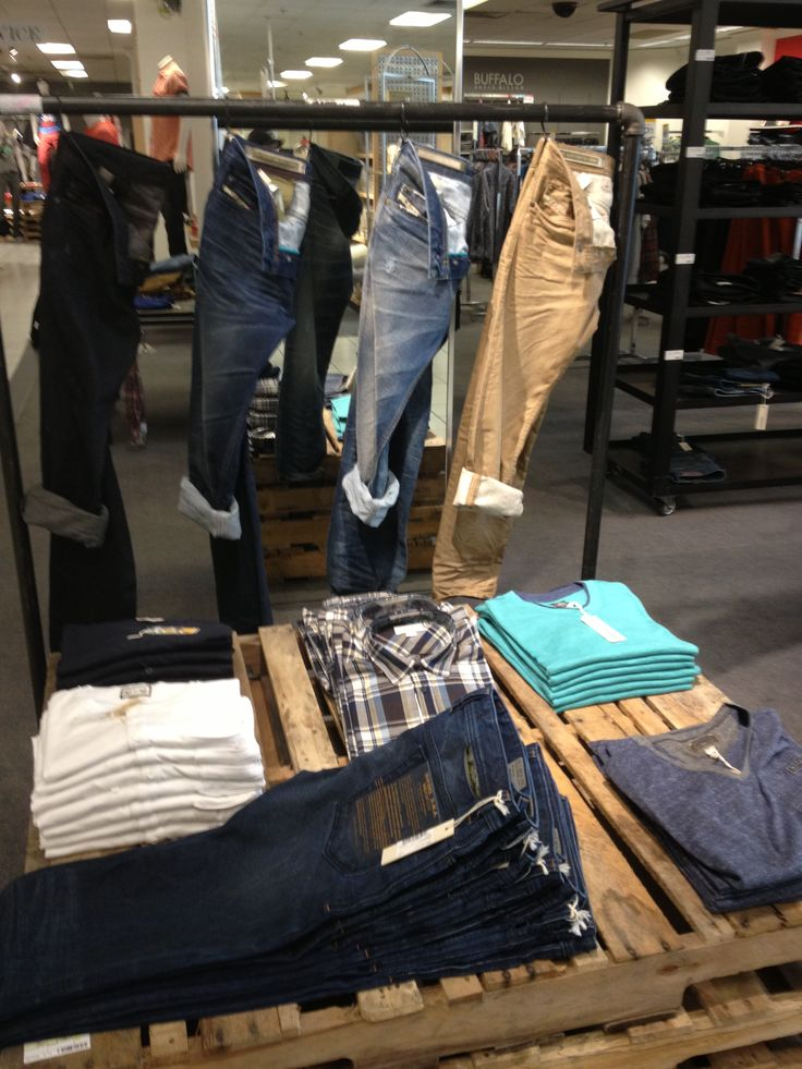 Denim display                                                                                                                                                                                 More
