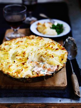 Fish Pie #fooddecoration, #food, #cooking, https://facebook.com/apps/application.php?id=106186096099420