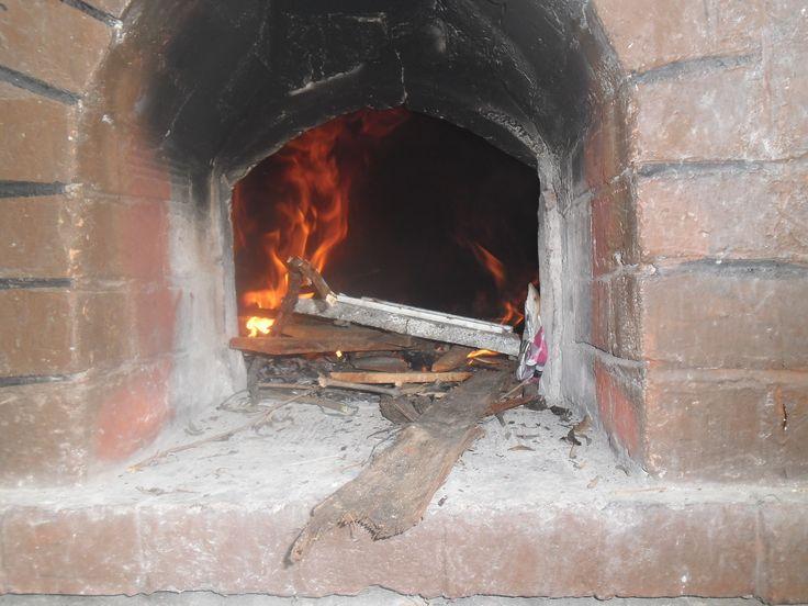 Παραδοσιακή ζωή-Παραδοσιακός φούρνος