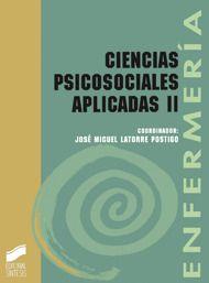 Ciencias psicosociales aplicadas a la saludII / Jimenez, C. http://mezquita.uco.es/record=b1096093~S6*spi