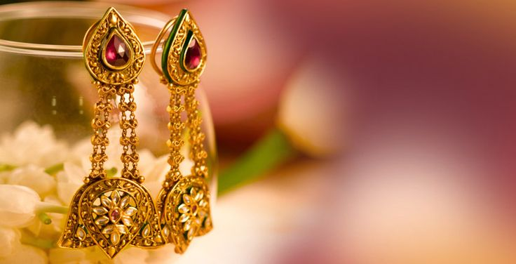 Tanishq - A Wedding To Remember - I loved this jewellery piece from Tanishq