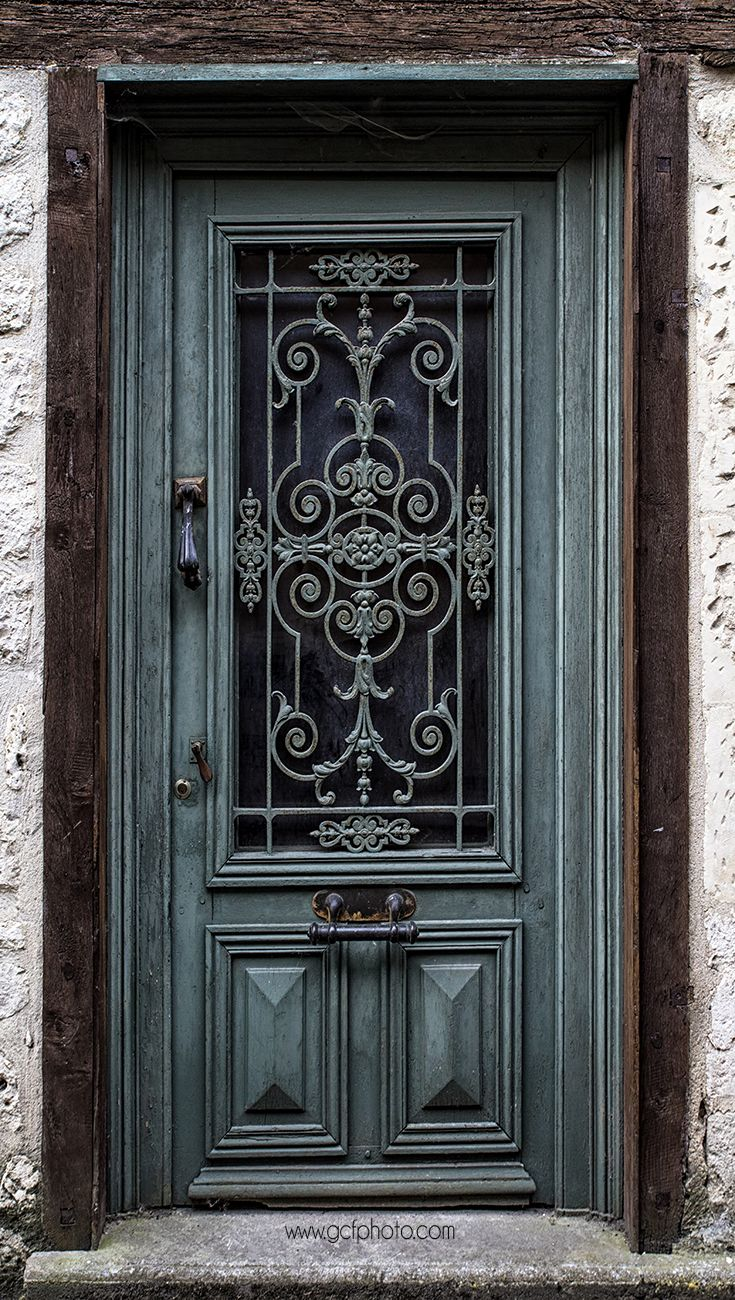 71343 best images about doors beautiful doors on pinterest for Green french doors
