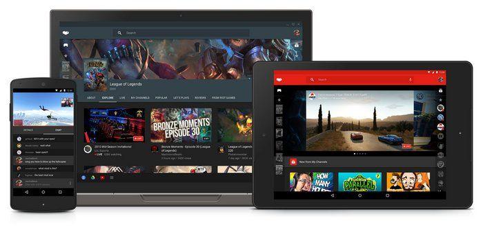 Google anuncia Youtube Gaming, con contenido relacionado a miles de vídeo juegos!