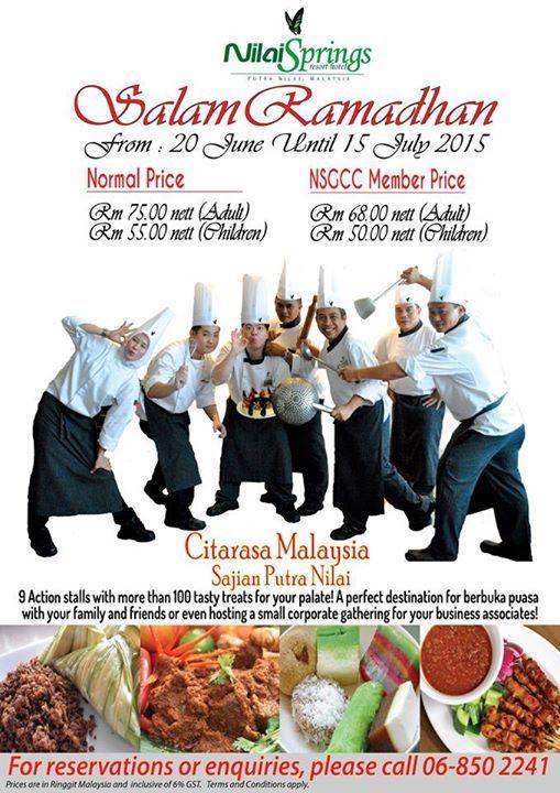 Ramadan Buffet List in Port Dickson – Travel At Malaysia