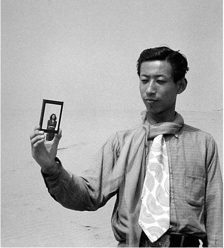 Shoji Ueda 3 in Shoji  Ueda – Japanese way of photography meets surrealism