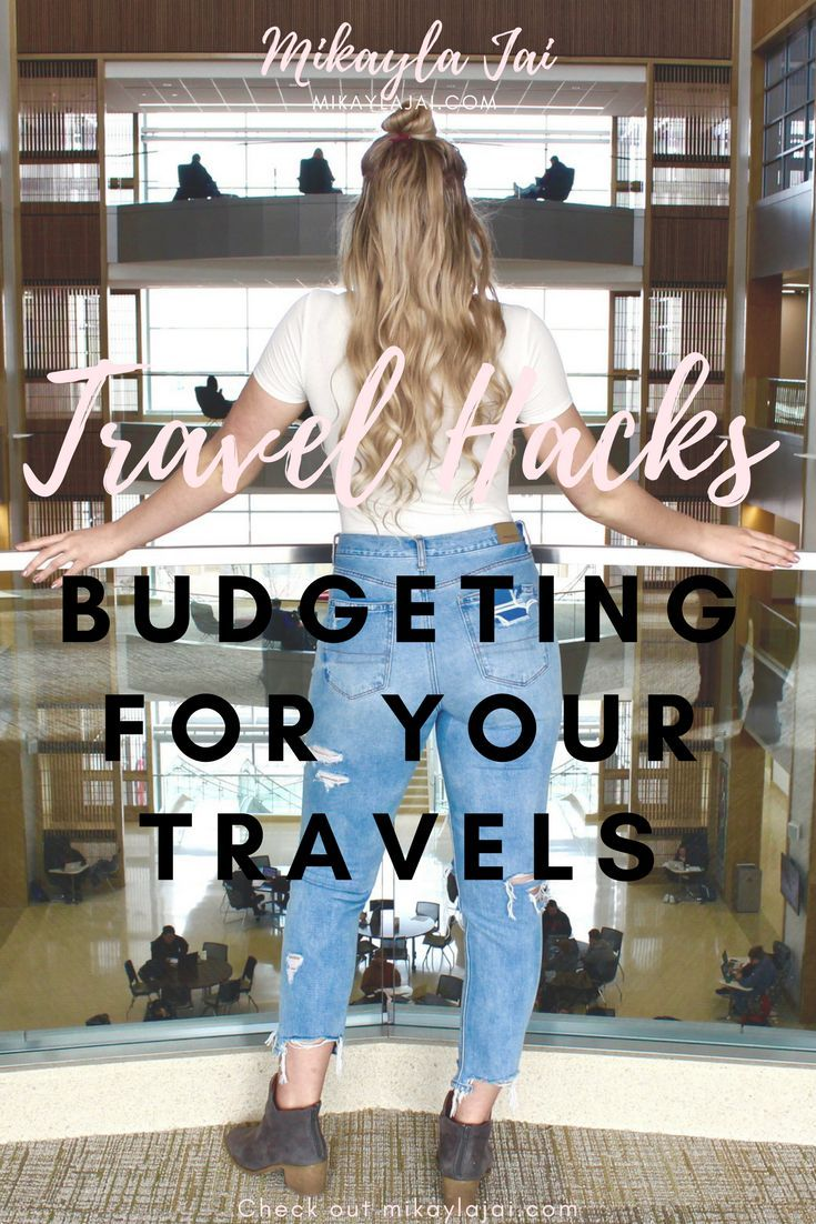 STUCK FIGURING OUT HOW TO PAY FOR A TRIP? I got you! I break down how to save money for your next trip in today's blog post!