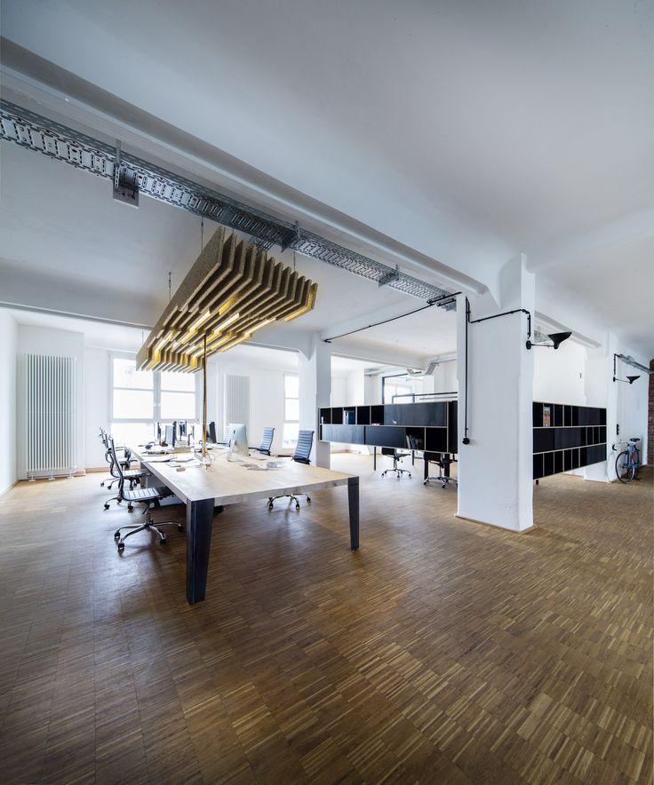 Gallery - Zum Goldenen Hirschen Office Extension / schöne räume architektur innenarchitektur - 1