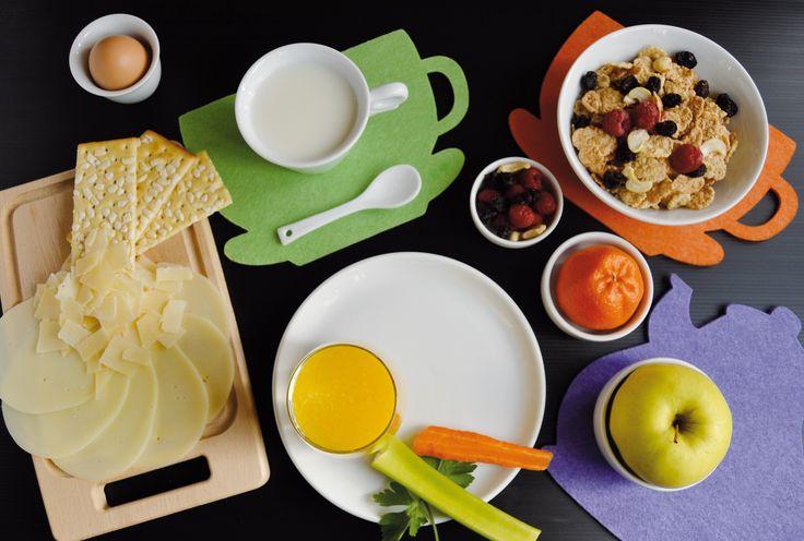 Ogni tanto ci vuole una #colazione salata! e con Bon Jour diventa più semplice grazie all'ampio piatto che fa spazio alla tazza e alle pietanze! #breakfast #morning #Ancap