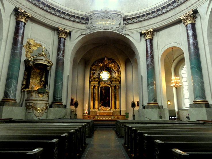 Travel & Lifestyle Diaries: Hedvig Eleonora Church, Stockholm