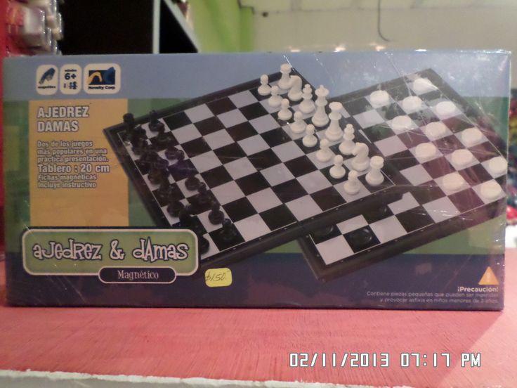 juegos de mesa ajedrez y damas chinas