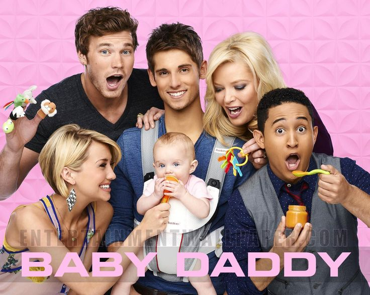 Baby Daddy!