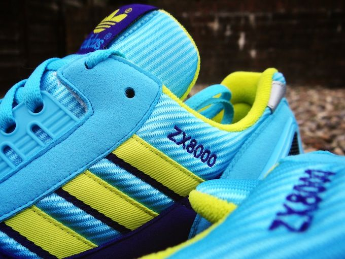 Adidas Originals Zx8000 Bravo