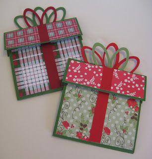 Pin By Pusti Raj On Envelopes Pinterest Christmas Gift Card