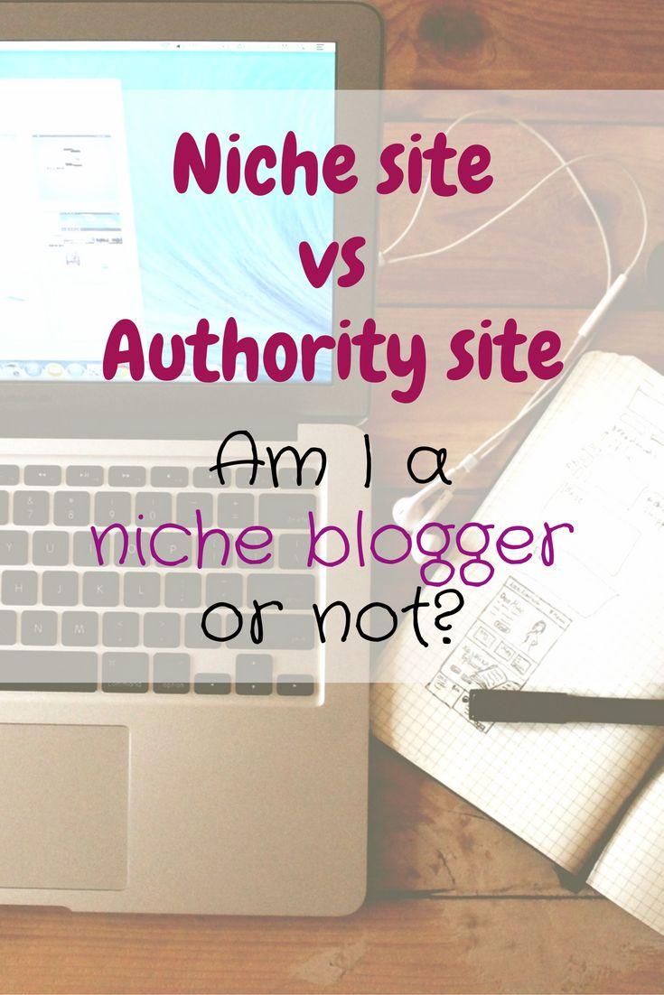 Niche blog vs Authority blog