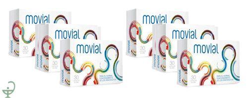 Para mejorar la flexibilidad y movilidad de las #articulaciones a veces es necesario recurrir a #complementosalimenticios que nos ayuden. Por ello, hoy queremos presentaros #Movial 30 comprimidos de #Actafarma, que os ayudará a mejorar la movilidad. http://www.parafarmaciaporinternet.com/movial-pack-de-6-30-comprimidos.html