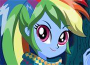 MLPEG Legend of Everfree Rainbow Dash