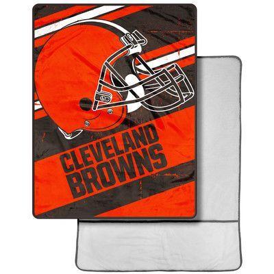 Northwest Co. NFL Browns Throw