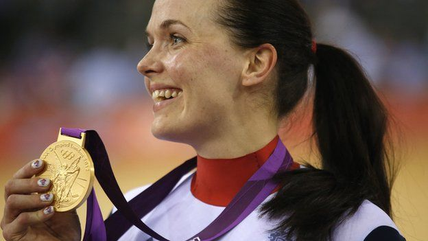 Victoria Pendleton - Olympic gold medal winner 2012