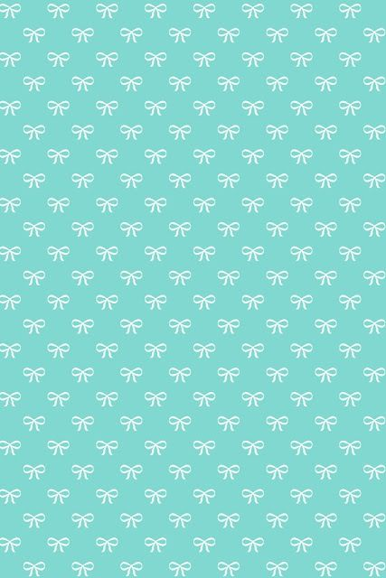 Tiffany Blue Wallpaper I P H O N E Pinterest Iphone And Bow