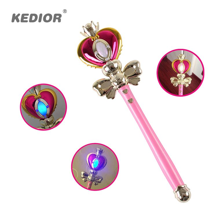Sailor Moon Wand Henshin Rod Glow Stick Spiral Heart Moon Rod Magic Wand Anime Cosplay //Price: $38.00  ✔Free Shipping Worldwide   Tag your friends who would want this!   Insta :- @fandomexpressofficial  fb: fandomexpresscom  twitter : fandomexpress_  #shopping #fandomexpress #fandom