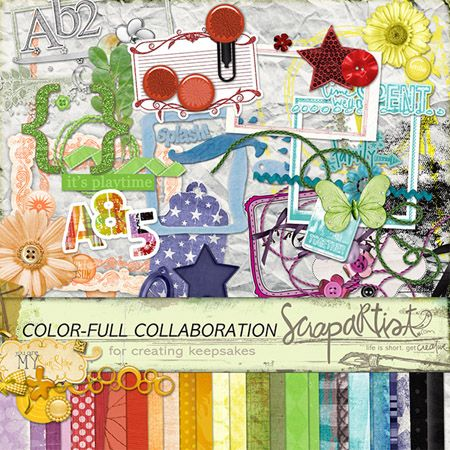 Digital Scrapbook Freebies | Scrap & Paper Corner
